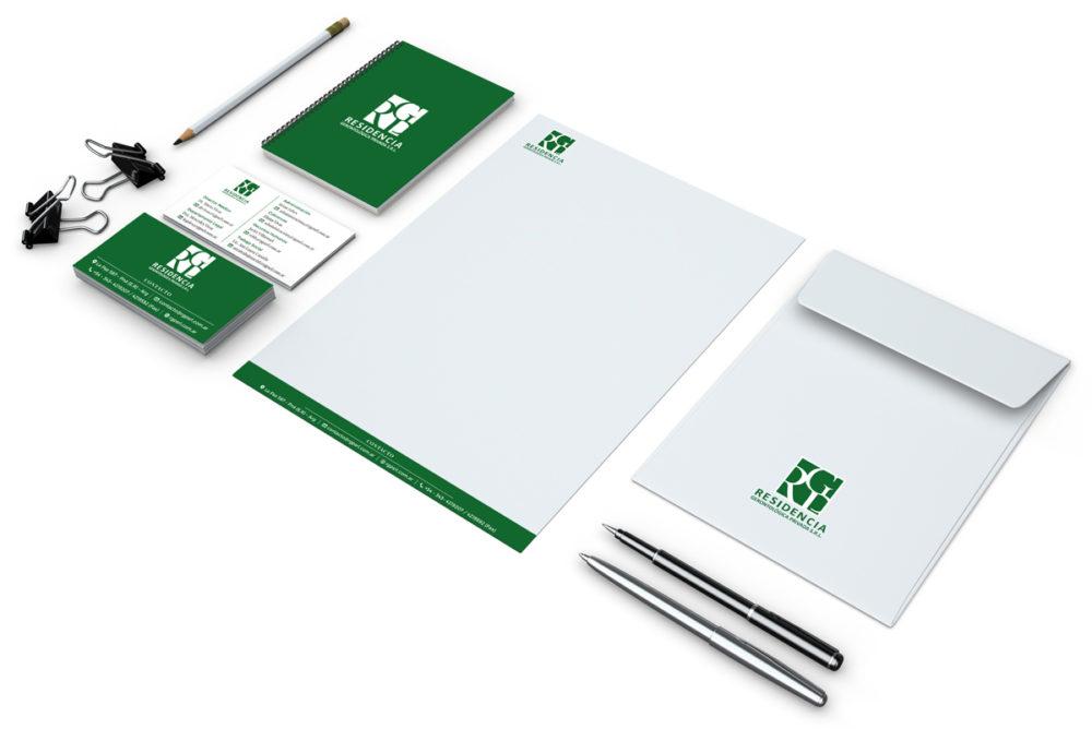 Diseño e impresión de papelería