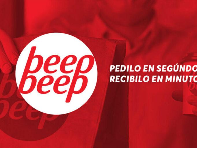 beep beep banner home